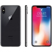 Telefon mobil apple iPhone X 256GB Stellar Gray