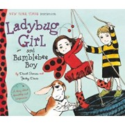Ladybug Girl and Bumblebee Boy, Hardcover/David Soman