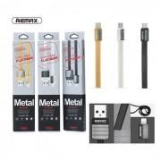 Kabl USB 2.0 na microUSB M/M Platinum crna Remax, 1m
