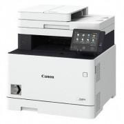 Multifunctional Canon i-Sensys MF744CDW, laser color, A4, 27 ppm, 600 dpi, Duplex, ADF, Retea, Wi-Fi, Fax (Alb/Negru)