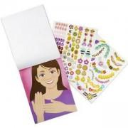 Комплект стикери - бижутерия и декорация за нокти, 14223 Melissa and Doug, 000772142236