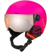 Bollé Quiz Visor Matte Hot Pink 49-52 cm 18/19 Junior