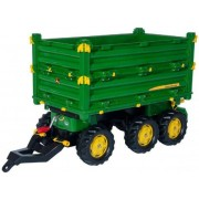 Rolly Toys Rolly Multi Trailer John Deere - Rolly Toys 125043