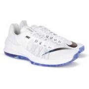 Nike AIR MAX INFURIATE II PRM Basketball Shoes For Men(White)