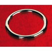 Eros Veneziani C-Ring Silver 6.5mm x 45mm 8022
