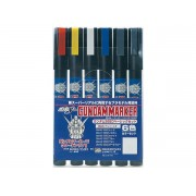 Gundam Marker Seed Basic Set (6pcs)