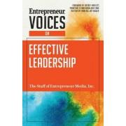 Entrepreneur Voices on Leadership
