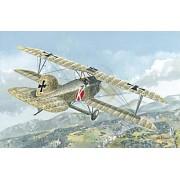 Roden Albatros D.III Oeffag S.153 Late German Fighter Airplane Model Kit