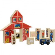 Farm Block Play Set