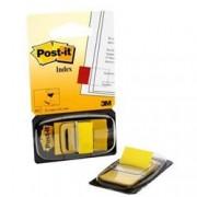 ORIGINAL Post-It Articoli da ufficio giallo I680-5 Haftmarker Post-it®, 25,4 x 43,2 mm, gialli, misure : 25,4 x 43,2 mm, usa e getta, 50 fogli/block