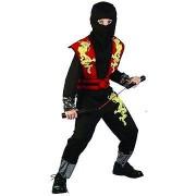 Farsangi jelmez - Ninja-kosztüm M-es