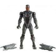 DCShoe Justice League, Cyborg figur med 2 st tillbehör