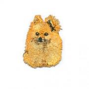Brodyrmärke Dvärgspets/Pomeranian