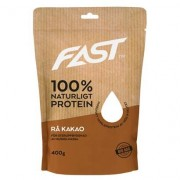 FAST Sport Nutrition FAST Natural Protein Rå Kakao