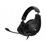 HYPERX Auriculares Gaming con cable HYPERX Cloud Stinger Core + 7.1 (Over Ear - Micrófono - Negro)