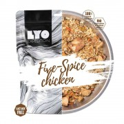 Lyofood Kuře pěti chutí s rýží velká porce 110g