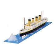 Nanoblocks Nb021 Nb Titanic Building Kit