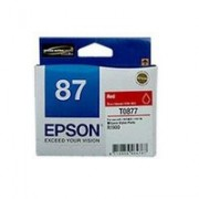 T0877 INK CARTRIDGE RED R1900