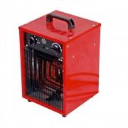 Elektrische Heizung DEDRA DED0021 3300W tragbares Gerät für die Arbeit in Lagern Büros und Wohnungen, langlebiges Metallgehäuse