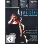 Video Delta Richard Wagner - Die Walküre - DVD