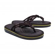 Sandalias De Hombre Flip-flops Zapatos De Playa Chancletas Zapatillas - Marrón
