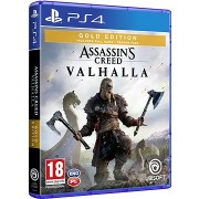 Assassins Creed Valhalla - Gold Edition - PS4