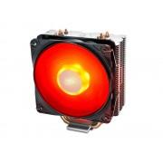 Cooler, DEEPCOOL GAMMAXX 400 V2 Red, 1151/1366/AMD (DP-MCH4-GMX400V2-RD)