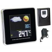 Domáca LCD bezdrôtová meteostanica W237-3 farebná