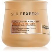 L'Oréal Professionnel Serie Expert Absolut Repair Gold Quinoa + Protein masca pentru regenerare pentru par deteriorat 250 ml