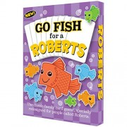 THE ROBERTS FAMILY GAME - special edition card game for families named ROBERTS