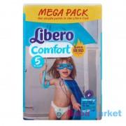 Libero Comfort 5 Maxi (10-16kg) 80db pelenka