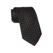 John Varvatos Collection Classic Silk Neck Tie BLACK