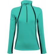 Dainese HP2 Mid Half Zip Ladies Functional Shirt Turquoise S