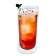 Двустенна стъклена чаша Vin Bouquet голяма - 400 мл