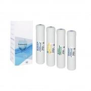Aquafilter EXCITO-ST szűrőbetét szett vasas vízhez