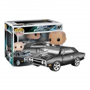 Charger auto Toretto Funko pop pelicula rapido y furioso fast and furious