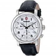 Wenger 01.1043.105 Urban Classic Chrono White Strap Watch