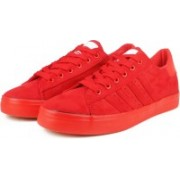 Ripley Rock Series Suede Casuals For Men(Red)