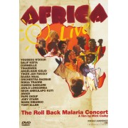 Africa Live: The Roll Back Malaria Concert [DVD]