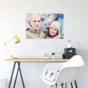 YourSurprise Tableau Photo ChromaLuxe - Aluminium brossé - (75x50 cm)