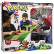 Pokemon Catch N Return Poke Ball Set Toy