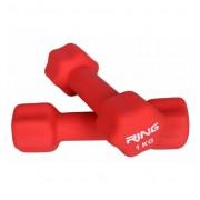 RING Bučice za aerobik 2x1kg - RX DB2133-1