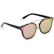MARC LOUIS Wayfarer Sunglasses(Pink)