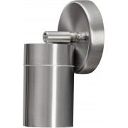 Lampă de perete de exterior, 7 W, GU10, oţel inoxidabil, Konstsmide Modena Spot 7598-000