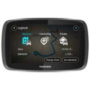 """TomTom PRO 7250 TRUCK Palmare/Fisso 5"""" LCD Touch screen 229g Nero navigatore"""