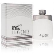 Montblanc Legend Spirit For Men By Mont Blanc Eau De Toilette Spray 3.3 Oz