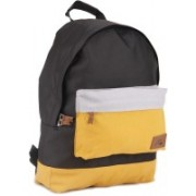 Quiksilver Edition Backpack(Black, Grey, Yellow)