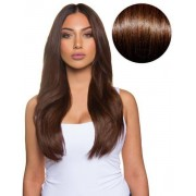 Piccolina 120g Chocolate Brown - Bellami Hair - Löshår