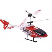 Amitasha Remote Controlled Flying Helicopter with Unbreakable Blades (Multicolour)