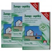 Baktoma Žumpy-septiky Bacti ZS 100g 2+1